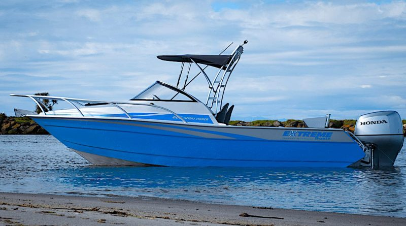 Extreme Boats 605 Sport Fisher