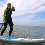 SUP Board – sådan kommer du igang