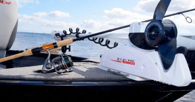 Havørred-fiskeri fra båd