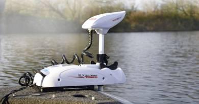 BLX 65 Trollingmotor med GPS