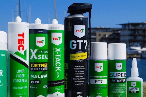Tec7 multispray
