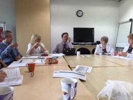 SE Region Meeting, August 2015