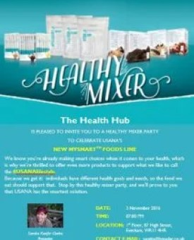 healthy-mixer-party-health-hub-november-2016