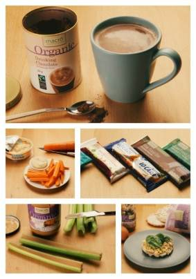 10 Healthy 100 Calorie Snack Ideas For Grown Ups