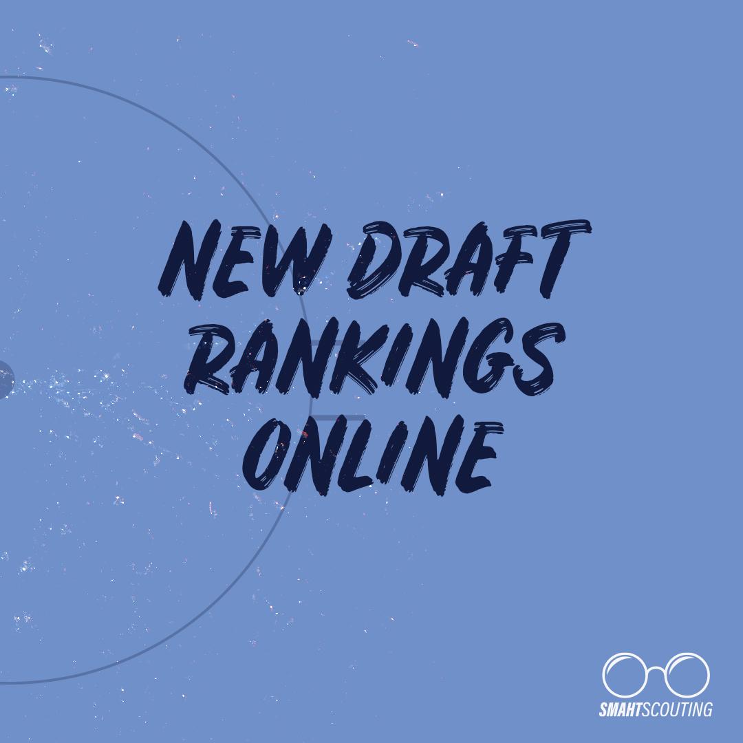 Final 2020 Nhl Draft Rankings Smaht Scouting