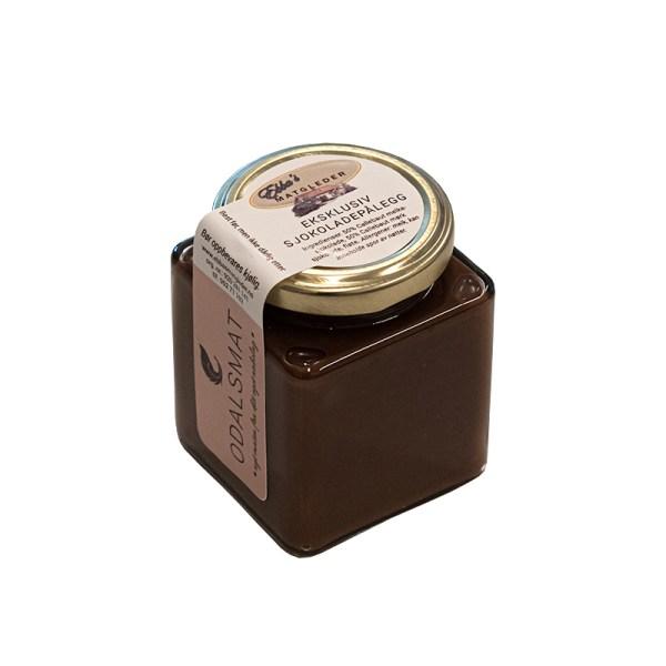 Sjokoladepålegg - Ebbas Matgleder