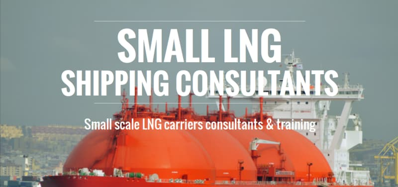 Small scale LNG Shipping