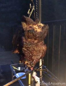 吊るし炙り肉5時間後