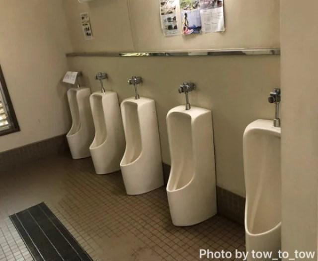 浩庵キャンプ場 トイレ