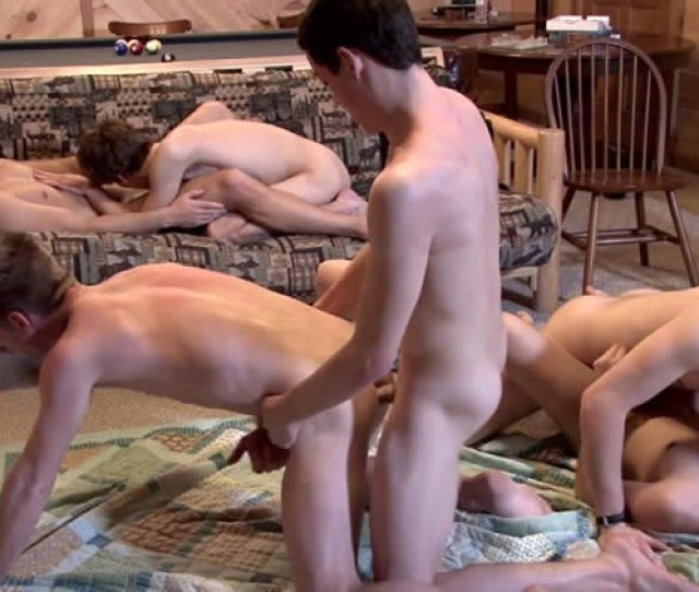 6 Guys Fucking From Southern Strokes