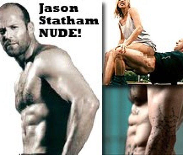 Jason Statham Nude From Mr Man