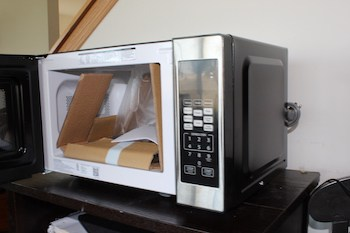 domestic vs commercial microwaves what
