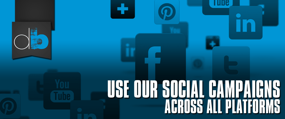 Our Social Campaigns On All Platforms
