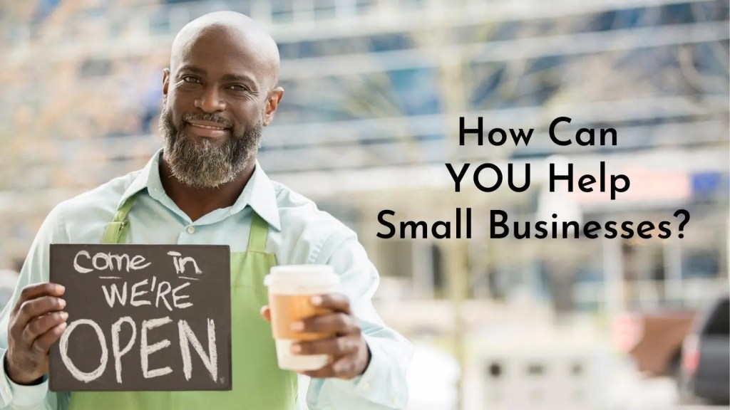 how can you help small businesses during covid