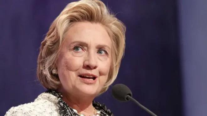 Hillary ClintonEDIT