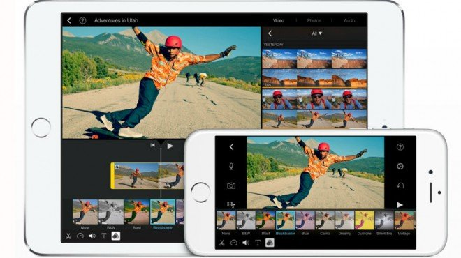 Guide To iMovie Galaxy