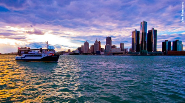 detroit is one of the top cities for minority entpreneurs