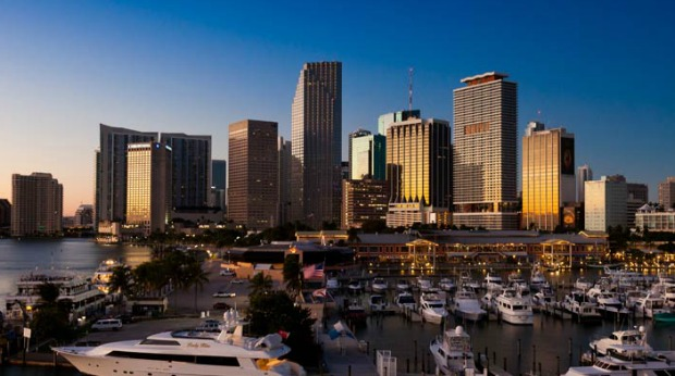 miami is one of the top cities for minority entpreneurs
