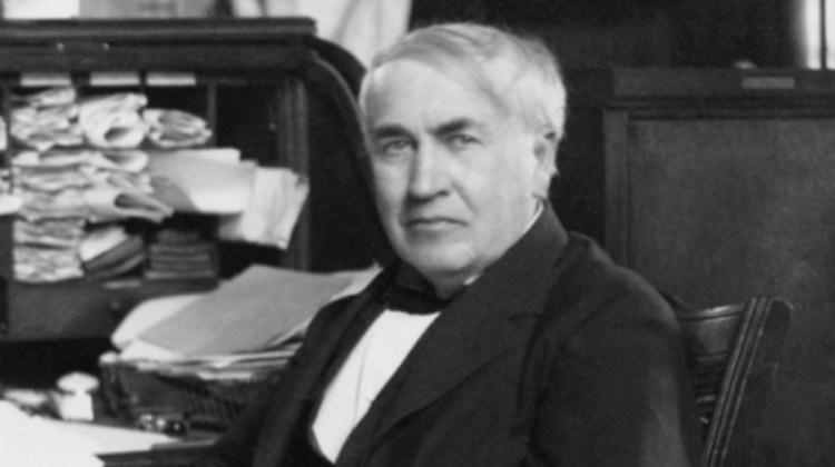 entrepreneurs with no experience Thomas Edison
