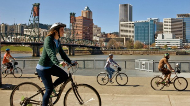Portland is one of the top cities for small business entrepreneurs
