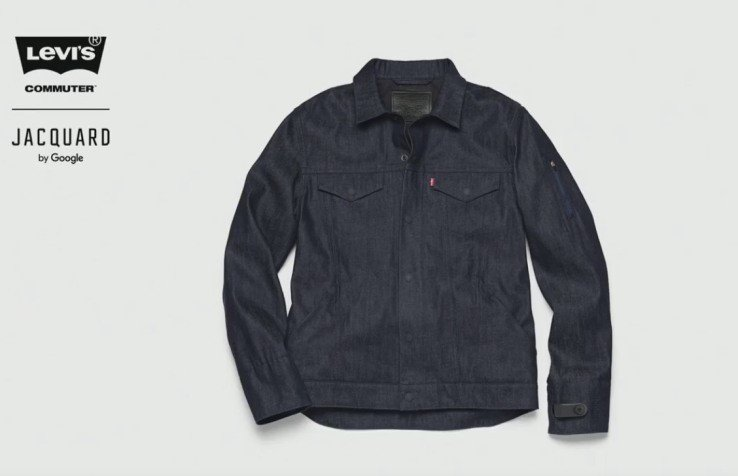 commuter smart jacket