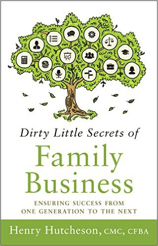 dirty little secrets of family business book review