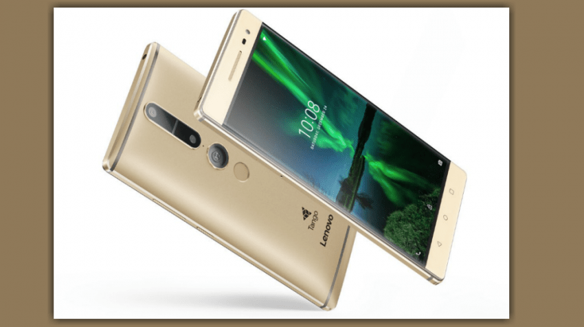 Lenovo Phab 2 Pro Brings Mobile Augmented Reality to Small Business