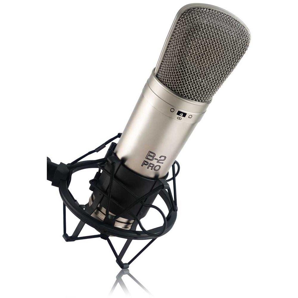 Best Budget Microphones for Podcasting - BEHRINGER B-2 PRO