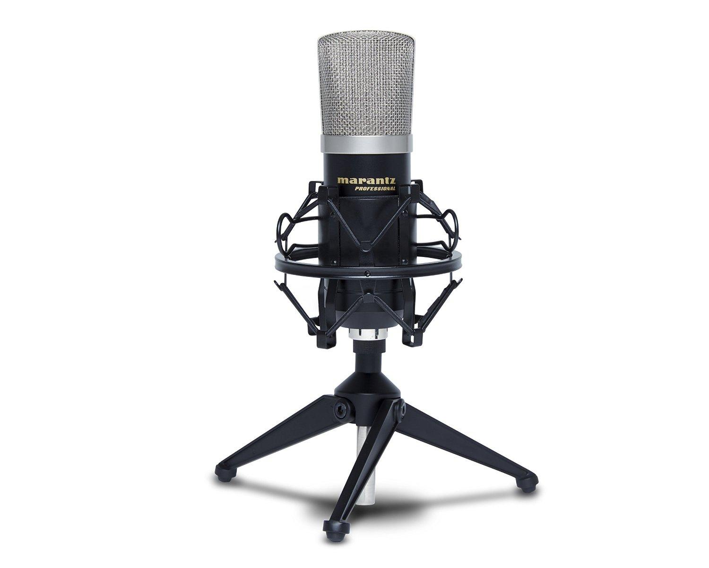 Best Budget Microphones for Podcasting - Marantz Professional MPM-500A