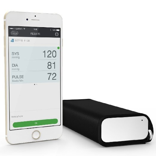 Amazon Startups Product - QardioArm Wireless Blood Pressure Monitor