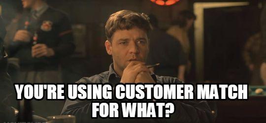 PPC Marketing - Customer Exclusionary Marketing