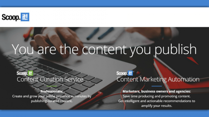 Scoop It Review - Automate Content Marketing with Scoop.It Content Director
