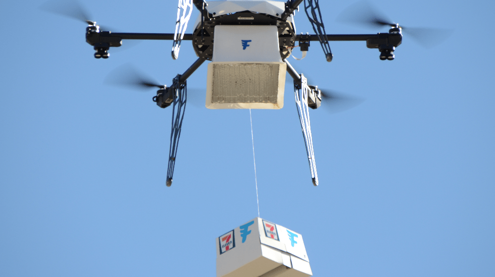 Take That Amazon! 7-Eleven Drone Delivery Has Already Started in the U.S.