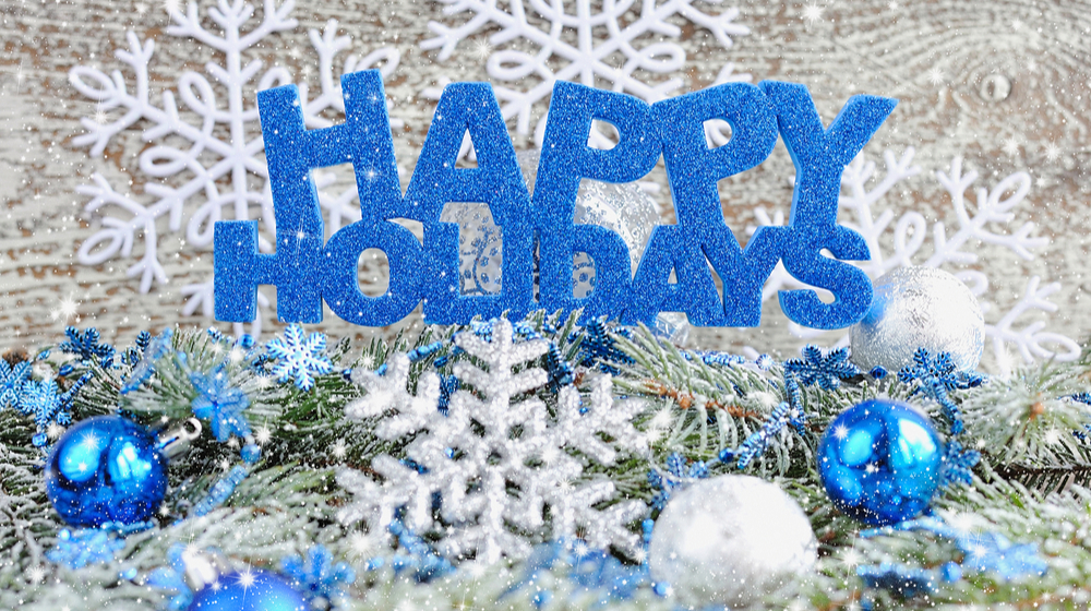 Happy Holidays And Happy New Year From Small Business