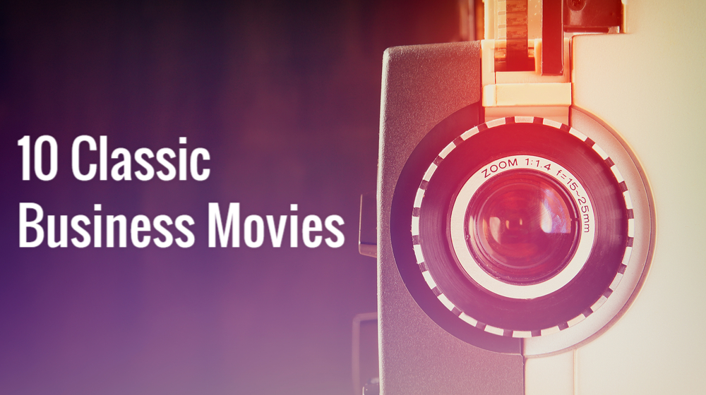 10 Classic Business Movies to Watch Over the Holidays