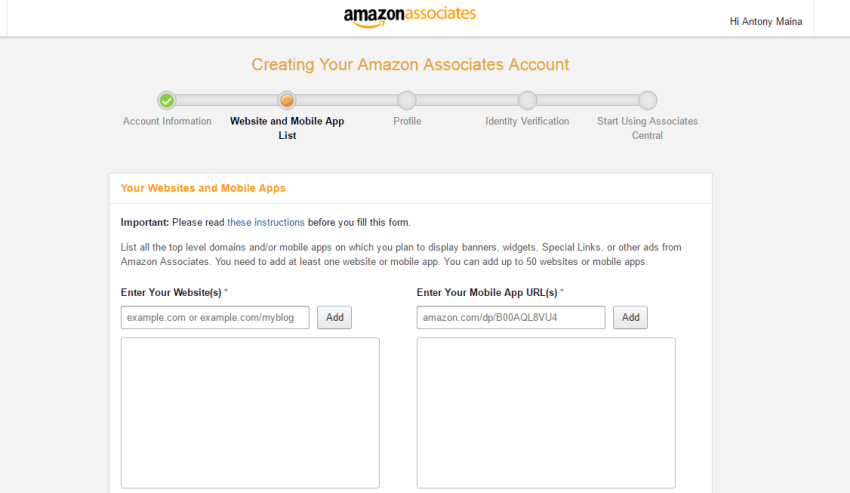 How to Become an Amazon Affiliate: A Step by Step Guide