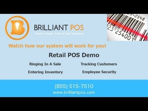 25 Point of Sale Systems for Small Business - Brilliant POS