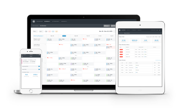 20 Employee Scheduling Software Solutions for Small Businesses - ZoomShift