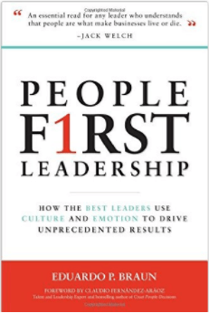 The Strategic Advantage of People-First Leadership
