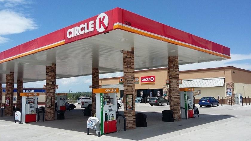 16 Gas Station Franchise Businesses - Circle K