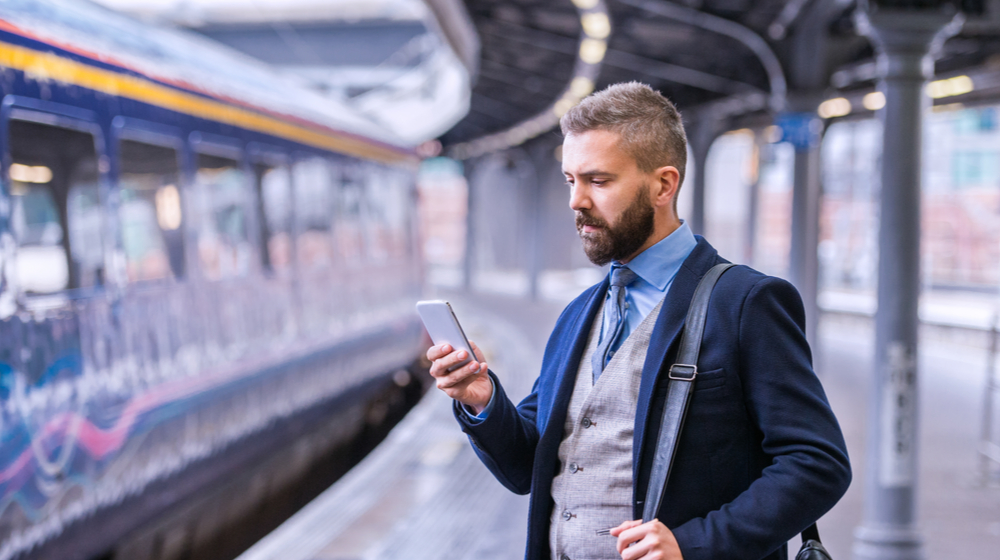 25 Tips When Traveling by Train for Business