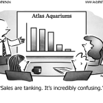 The Sales Report Included Unexpected Puns