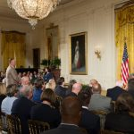 Trump Predicts Golden Age for Small Business at White House Event
