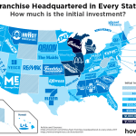 Best Franchise Bargains Based in Maine and Montana, Recent Data Suggests