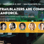 Dreamforce 17 Will Feature Keynotes on Growth, Small Business Breakouts, Big Names