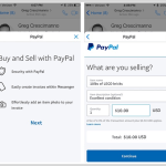 Now You Can Send PayPal Invoices Via Facebook Messenger