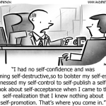 How Self-Centered Self-Promotion can be Self-Destructive in Business