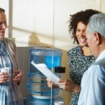Warning: Develop Policies for These 6 Dangers of Water Cooler Talk Before It's Too Late