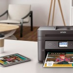 Epson Adds 3 Printers Designed for Home Offices