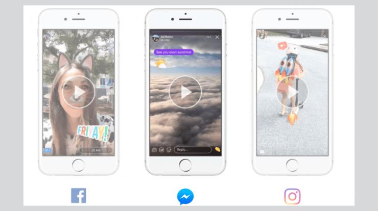 Social Media Stories: 400 Million Use Instagram Stories Daily -- 150 Million on Facebook